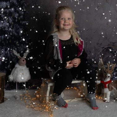 Kerst mini shoot